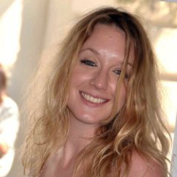 Author Ludivine Sagnier