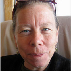 Author Lynda Barry