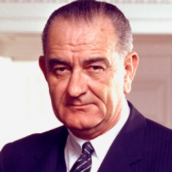 Author Lyndon B. Johnson