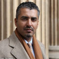 Author Maajid Nawaz
