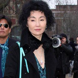 Author Maggie Cheung