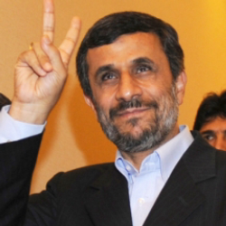 Author Mahmoud Ahmadinejad