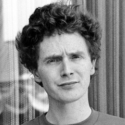 Author Malcolm Mclaren
