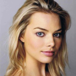Author Margot Robbie