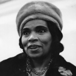 Author Marian Anderson