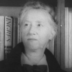 Author Marianne Moore