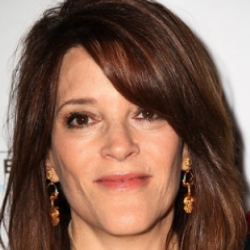 Author Marianne Williamson