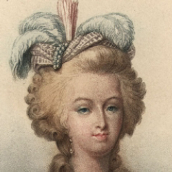 Author Marie Antoinette