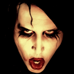 Author Marilyn Manson