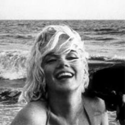Author Marilyn Monroe
