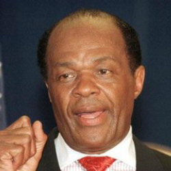 Author Marion Barry