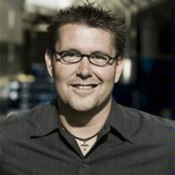 Author Mark Batterson