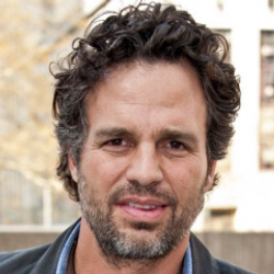 Author Mark Ruffalo