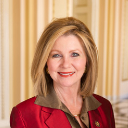 Author Marsha Blackburn