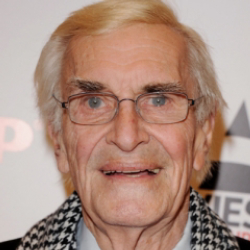Author Martin Landau
