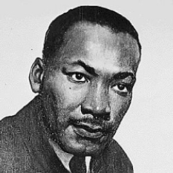Author Martin Luther King, Jr.