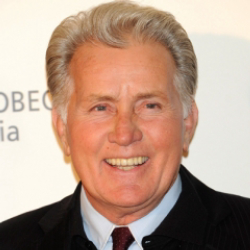 Author Martin Sheen