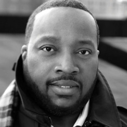 Author Marvin Sapp