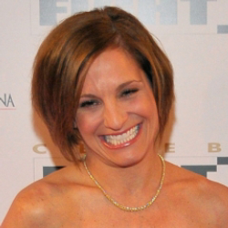 Author Mary Lou Retton