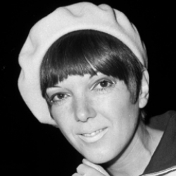 Author Mary Quant