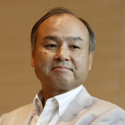 Author Masayoshi Son