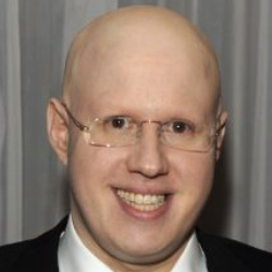 Author Matt Lucas