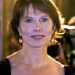 Author Maud Adams