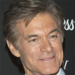 Author Mehmet Oz