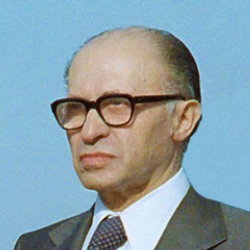 Author Menachem Begin