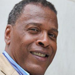 Author Meshach Taylor