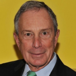 Author Michael Bloomberg