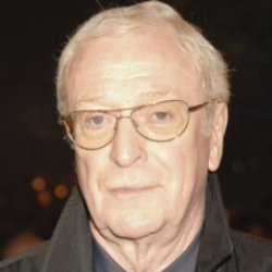 Author Michael Caine