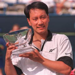 Author Michael Chang