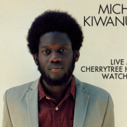 Author Michael Kiwanuka