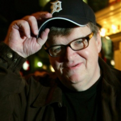 Author Michael Moore