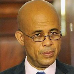 Author Michel Martelly