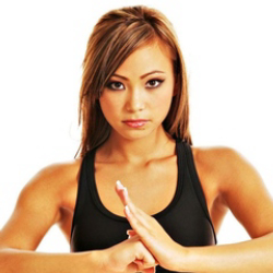 Author Michelle Waterson