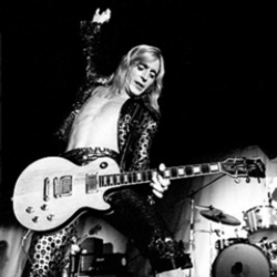 Author Mick Ronson