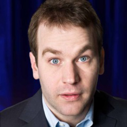 Author Mike Birbiglia