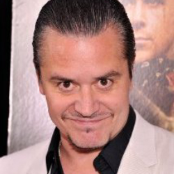 Author Mike Patton