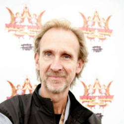 Author Mike Rutherford