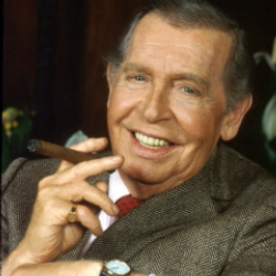Author Milton Berle