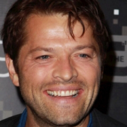 Author Misha Collins