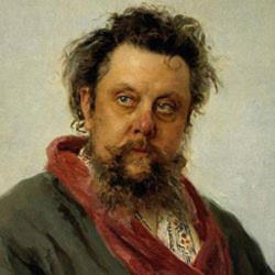 Author Modest Mussorgsky