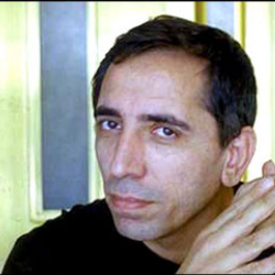 Author Mohsen Makhmalbaf