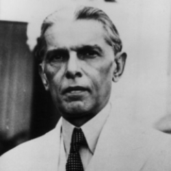 Author Muhammad Ali Jinnah