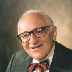 Author Murray Rothbard