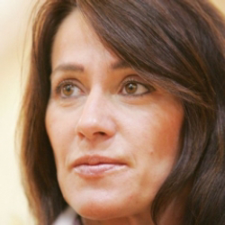 Author Nadia Comaneci
