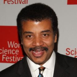 Author Neil deGrasse Tyson