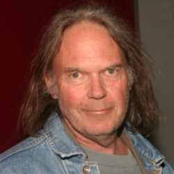 Author Neil Young